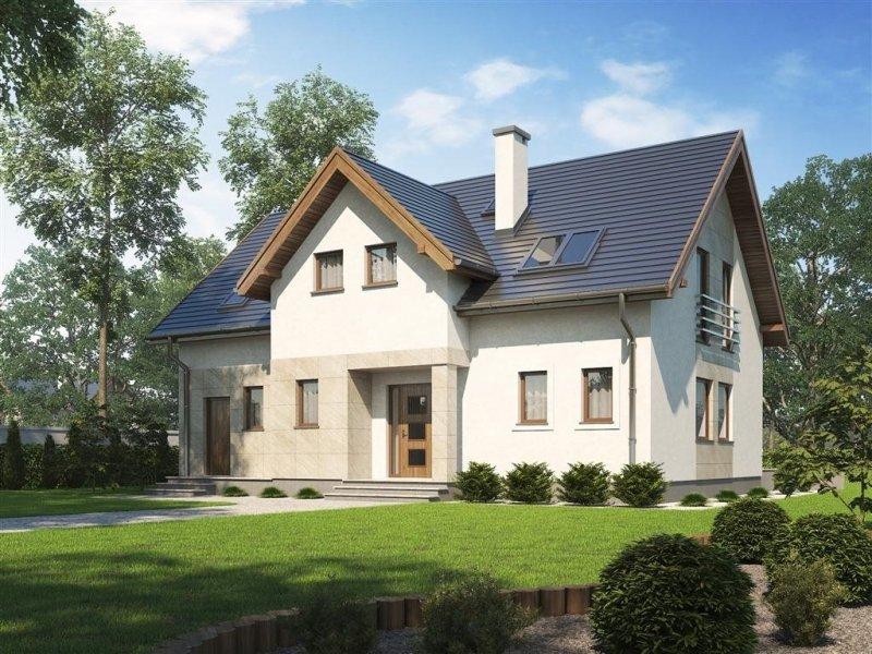 Projekt domu Malta C