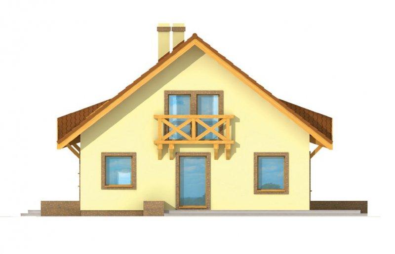 Projekt domu Cypisek