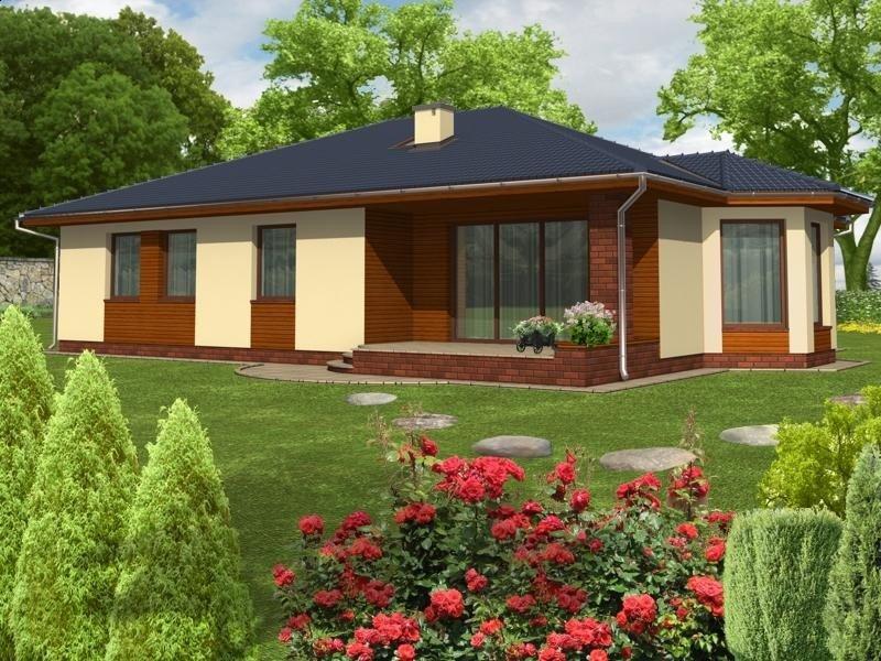Projekt domu Rodos