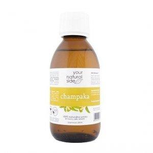 YOUR NATURAL SIDE Woda kwiatowa Champaka 200ml nakrętka