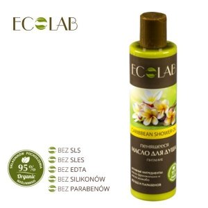 Karaibski olej pod prysznic - odżywczy, 250ml