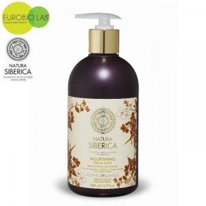 Natura Siberica - kremowe mydło do ciała - odżywcze, 500ml