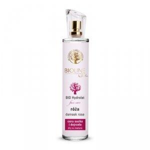 Bioline BIO Hydrolat z róży damasceńskiej,75 ml