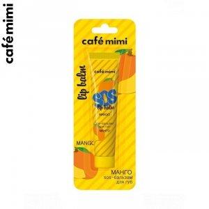 Balsam do ust SOS - MANGO - Siła olejków, 15 ml - CAFE MIMI