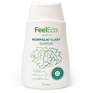 Szampon do włosów normalnych, Feel Eco, 300 ml