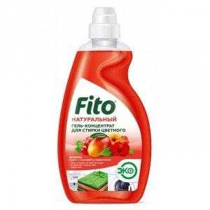 Naturalny koncentrat w żelu do prania kolorowych ubrań, 980 ml Fitocosmetik