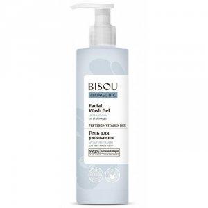 Multiwitaminowy żel do mycia twarzy do wszystkich typów skóry, 150ml BISOU