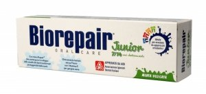 Biorepair Oral Care Pasta do zębów Junior 7-14 lat  75ml