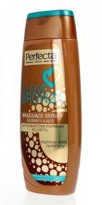 Perfecta I Love Bronze Brązujące Serum rozświetlające - każda karnacja  250ml
