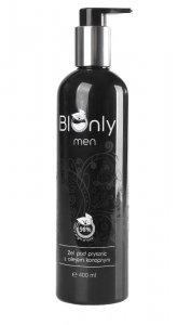 BIOnly Men pod prysznic z olejem konopnym 400ml