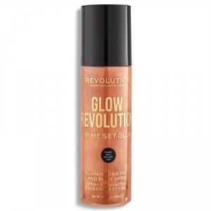 Makeup Revolution Glow Revolution Mgiełka rozświetlająco-brązująca Timeless Bronze 200ml