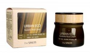 The SAEM Urban Eco Harakeke Root Krem do twarzy nawilżający 60ml