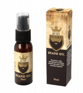By My Beard Olejek odżywczy do brody i zarostu  30 ml