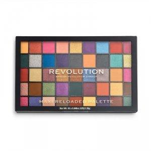 Makeup Revolution Maxi Reloaded Palette (45) Paleta cieni do powiek Dream Big 1 szt.