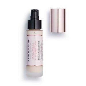 Makeup Revolution Conceal & Hydrate Foundation Podkład nawilżający nr F2 23ml