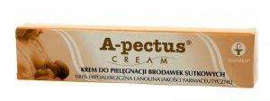 Kosmed A-pectus Krem do pielęgnacji brodawek sutkowych  15ml