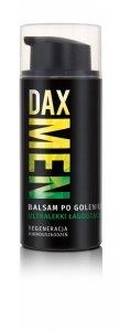 Dax Cosmetics Men Balsam po goleniu ultralekki łagodzący  100ml