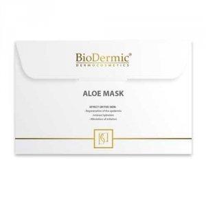 BioDermic Aloe Maska na twarz na tkaninie z aloesem 25ml