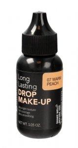 Bell Hypoallergenic Podkład kryjący Long Lasting Drop nr 07 Warm Peach 30g
