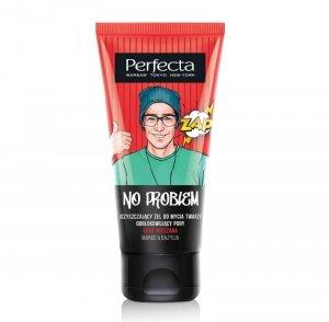 Perfecta No Problem Mango & Bazylia Oczyszczający Żel do mycia twarzy - cera mieszana  150ml