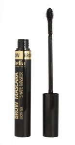 Delia Cosmetics Shape Master Maskara do brwi nr 03 Black  11ml