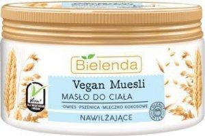 Bielenda Vegan Muesli Masło do ciała nawilżające  250ml