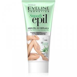 Eveline Smooth Epil Krem-żel do depilacji z efektem chłodzącym - nogi,ręce,pachy 175ml