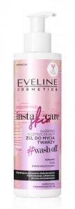 Eveline Insta Skin Care Głęboko Oczyszczający Żel do mycia twarzy Wash Off  200ml