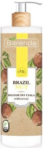 Bielenda Brazil Nut Balsam do ciała odżywczy  400ml