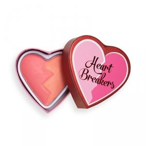 I Heart Revolution Heartbreakers Matte Blush Róz matowy do twarzy Inspiring 10g