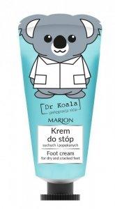 Marion Dr Koala Krem do stóp suchych i popękanych  50ml