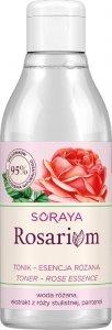 Soraya Rosarium Różane Tonik - Esencja różana  200ml