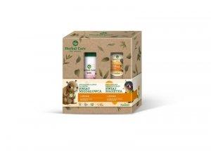 Farmona Zestaw prezentowy Herbal Kids (Krem do twarzy 50ml+oliwka do kąpieli 300ml)