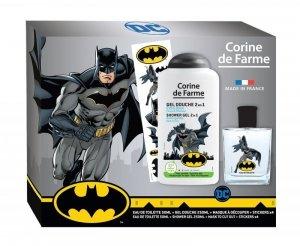 Corine de Farme Disney Zestaw prezentowy Batman (woda toaletowa 50ml+żel p/pr.250ml+maska)
