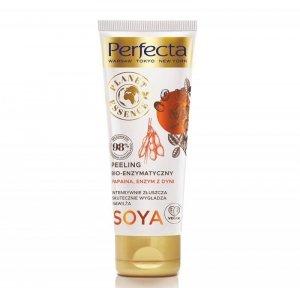 Perfecta Planet Essence Peeling Bio-enzymatyczny do twarzy  - Soya 75ml