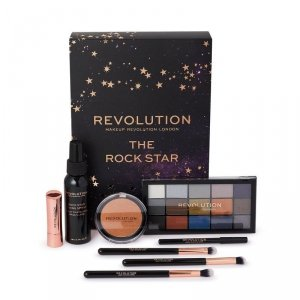 Makeup Revolution Zestaw do makijażu The Rock Star 1szt