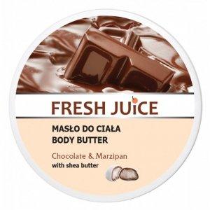 Fresh Juice Masło do ciała Chocolate & Marzipan  225ml