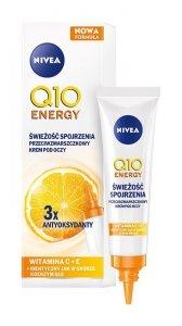 Nivea Q10 Energy Krem przeciwzmarszczkowy energetyzujący pod oczy 15ml