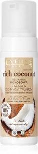 Eveline Rich Coconut Kokosowa Pianka do mycia twarzy 150ml