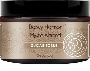 BARWA Harmonii Peeling cukrowy do ciała Mystic Almond 250ml
