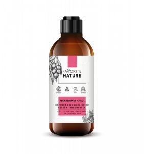 Favorite Nature Odżywka chroniąca kolor włosów farbowanych - Makadamia i Algi  250ml