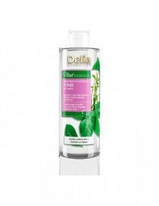Delia Cosmetics Plant Essence Tonik do twarzy nawilżająco-łagodzący  200ml