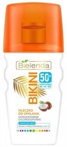 Bielenda Bikini Mleczko kokosowe do opalania SPF50  150ml