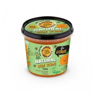 Planeta Organica Skin Super Good Scrub do ciała C+Citrus  360g