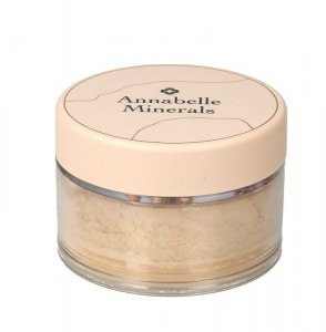 Annabelle Minerals Podkład mineralny kryjący Golden Fair  10g - new
