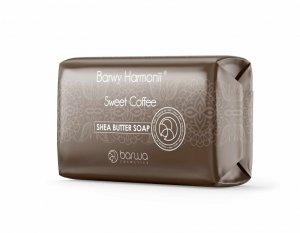 BARWA Harmonii Mydło w kostce Sweet Coffee 190g