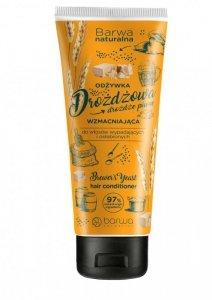 BARWA Naturalna Odżywka drożdżowa wzmacniająca do włosów osłabionych i wypadających 200ml
