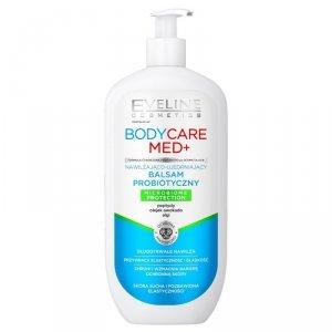 Eveline Body Care Med+ Silnie Nawilżająco-Ujędrniający Balsam probiotyczny do skóry suchej i pozbawionej elastyczności 350ml