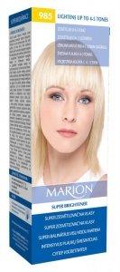 Marion Rozjaśniacz Super do całych włosów 4-5 tonów nr 985