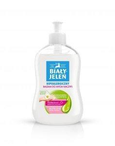 Biały Jeleń Balsam do mycia naczyń z rumiankiem i alantoiną 500ml